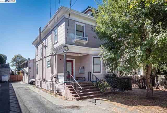 2032 Parker St, Berkeley, CA 94704 (#40884581) :: The Lucas Group