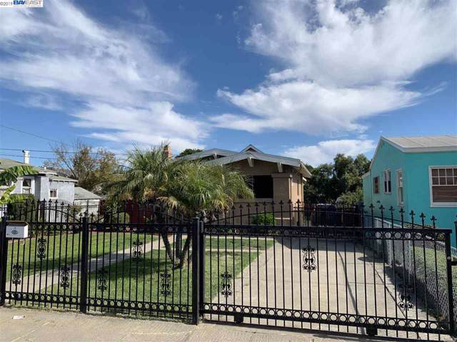 2176 48Th Ave, Oakland, CA 94601 (#40884881) :: The Lucas Group