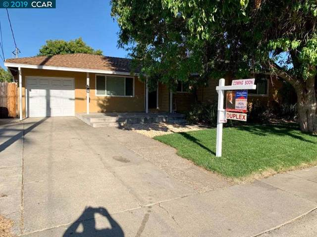 1330 Evergreen Dr, Concord, CA 94520 (#40885093) :: The Lucas Group
