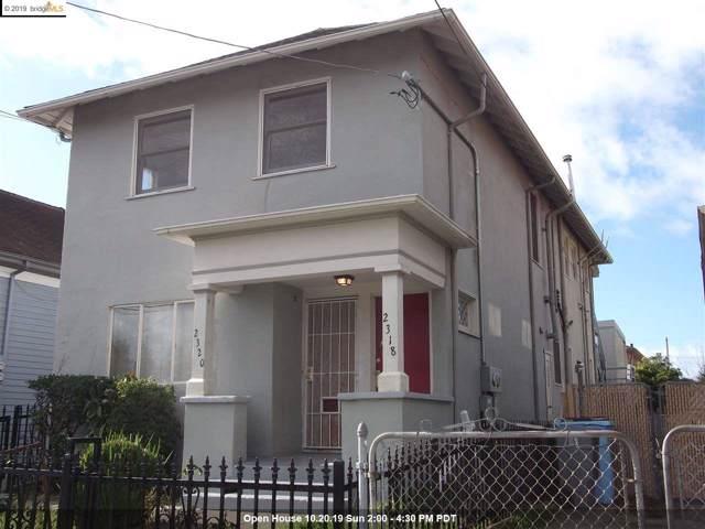 2320 10Th St, Berkeley, CA 94710 (#40885395) :: The Lucas Group