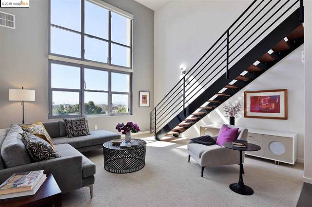 1001 46th Street #508, Emeryville, CA 94608 (#40885537) :: The Lucas Group