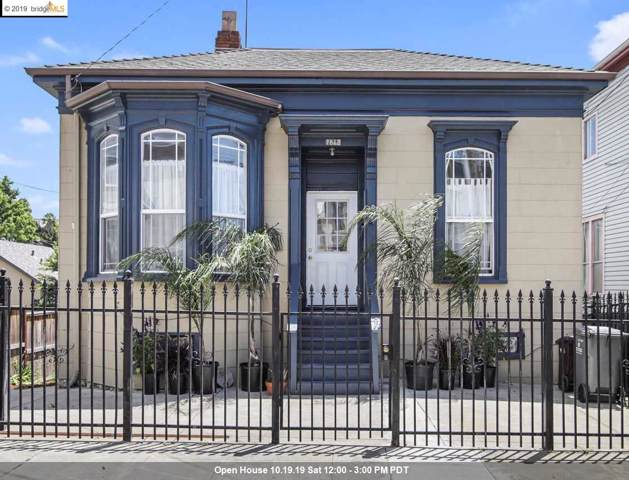 1812 13th Ave, Oakland, CA 94606 (#40885559) :: The Lucas Group