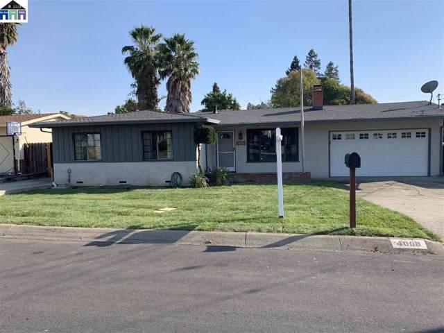 4008 Via De Flores, Martinez, CA 94553 (#40885589) :: Blue Line Property Group