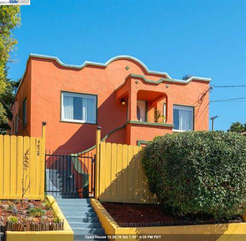 4628 Congress Ave, Oakland, CA 94601 (#40885656) :: Realty World Property Network