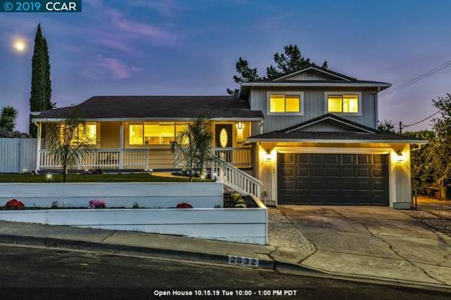 2832 Madeira Way, Pleasant Hill, CA 94523 (#40885660) :: Blue Line Property Group