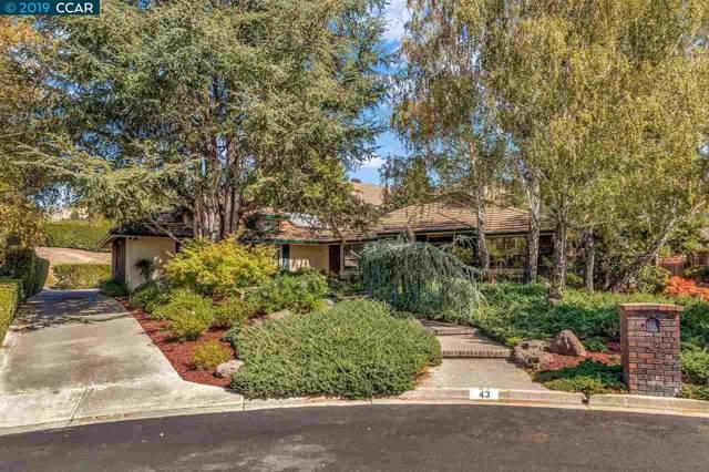 43 Hamilton Ct, Alamo, CA 94507 (#40886044) :: Realty World Property Network