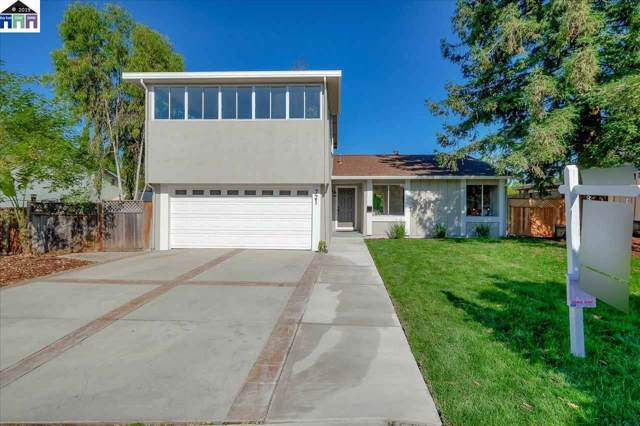 721 Mcduff Ave, Fremont, CA 94539 (#40886164) :: Realty World Property Network