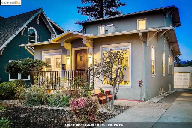 1460 Excelsior Ave, Oakland, CA 94602 (#40886189) :: Realty World Property Network