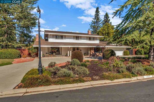 2337 Roundhill Dr, Alamo, CA 94507 (#40886364) :: Realty World Property Network