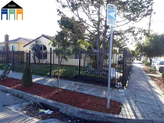 2100 108Th Ave, Oakland, CA 94603 (#40887267) :: Armario Venema Homes Real Estate Team