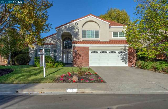 10 Carson Court, San Ramon, CA 94582 (#40887765) :: Armario Venema Homes Real Estate Team
