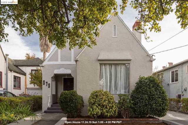 575 58th Street, Oakland, CA 94609 (#40889003) :: Armario Venema Homes Real Estate Team