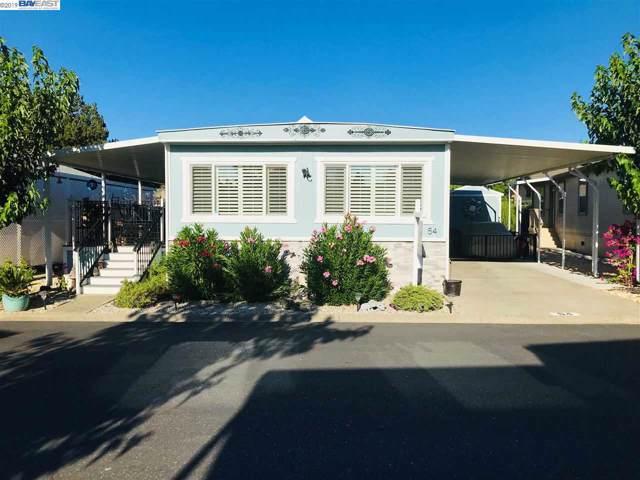 3231 Vineyard Ave #54, Pleasanton, CA 94566 (#40889797) :: Armario Venema Homes Real Estate Team
