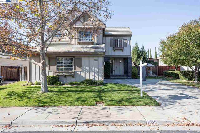 1855 Eagle Peak Ave, Clayton, CA 94517 (#40889995) :: Blue Line Property Group