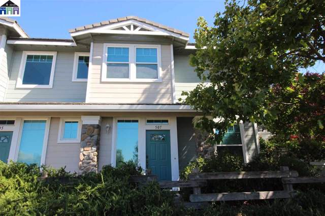 507 Condor Pl, Clayton, CA 94517 (#40890311) :: Blue Line Property Group