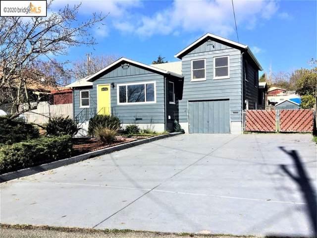 4053 Lambert Road, El Sobrante, CA 94803 (#40892153) :: Armario Venema Homes Real Estate Team