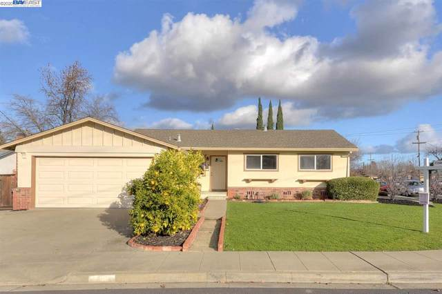 956 Lisbon Ave, Livermore, CA 94550 (#40892445) :: Realty World Property Network