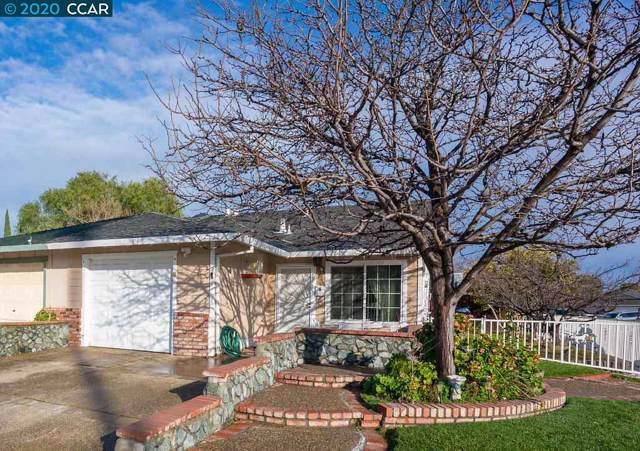 8 Amelia Way, Pittsburg, CA 94565 (#40892591) :: Blue Line Property Group