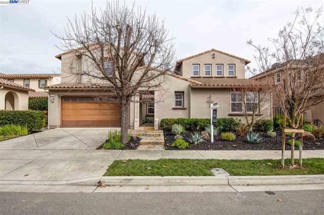 2332 Keats Ln, San Ramon, CA 94582 (#40893021) :: Realty World Property Network