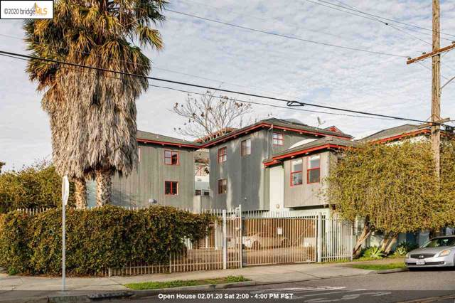 3206 Hannah Street #4, Oakland, CA 94608 (#40893255) :: Armario Venema Homes Real Estate Team