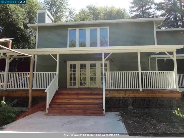 4811 San Pablo Dam Rd, El Sobrante, CA 94803 (#40894292) :: Armario Venema Homes Real Estate Team
