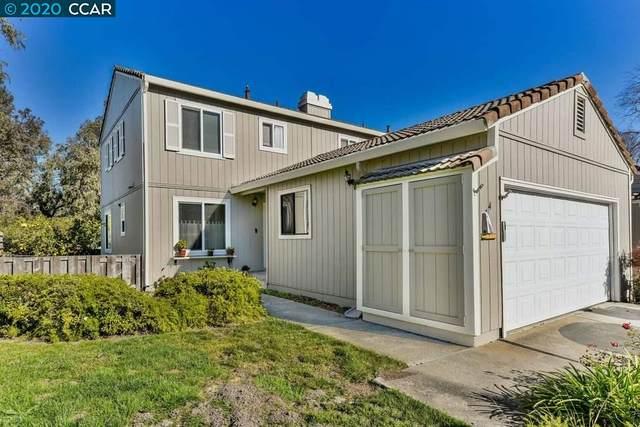4 Knoll Ct, Hercules, CA 94547 (#40895098) :: Kendrick Realty Inc - Bay Area