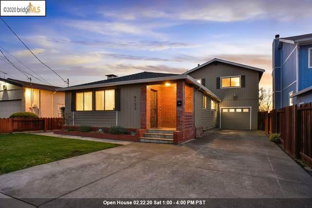 6132 Bernhard Avenue, Richmond, CA 94805 (#40895286) :: Realty World Property Network