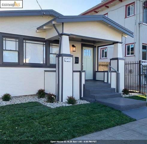 5925 Harmon Ave, Oakland, CA 94621 (#40895585) :: Armario Venema Homes Real Estate Team