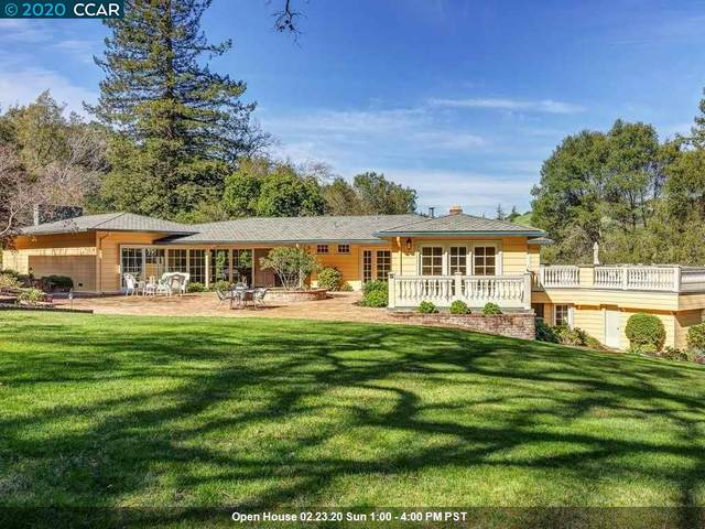 3971 Canyon Rd, Lafayette, CA 94549 (#40895738) :: Realty World Property Network