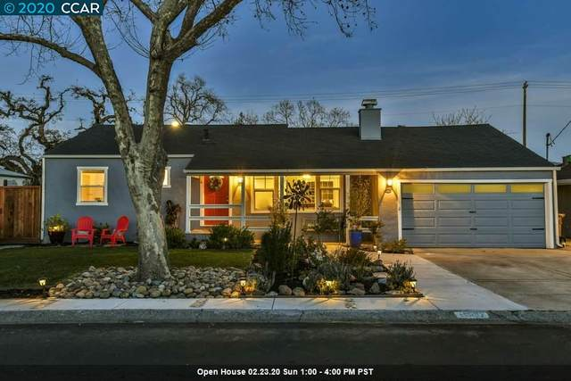 1007 Esther Drive, Pleasant Hill, CA 94523 (#40895753) :: Kendrick Realty Inc - Bay Area