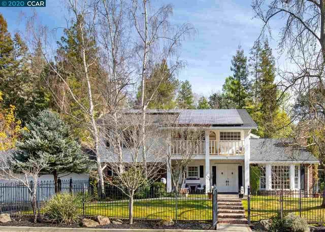 211 Las Quebradas, Alamo, CA 94507 (#40896007) :: Blue Line Property Group