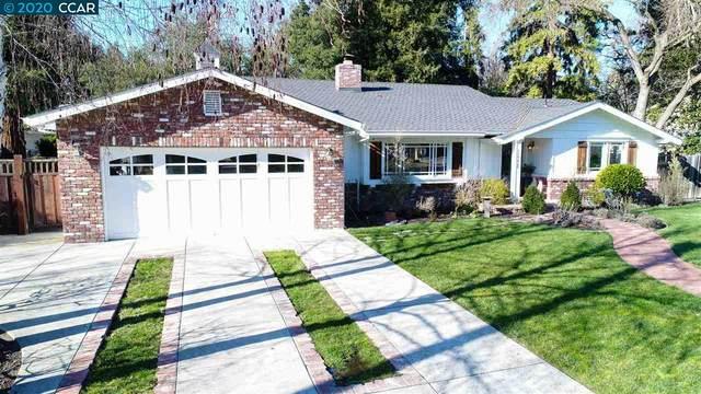 1458 Via Don Jose, Alamo, CA 94507 (#40896073) :: Blue Line Property Group