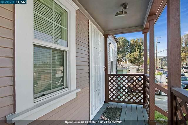 3320 Waller Ave, Richmond, CA 94804 (#40896149) :: Kendrick Realty Inc - Bay Area