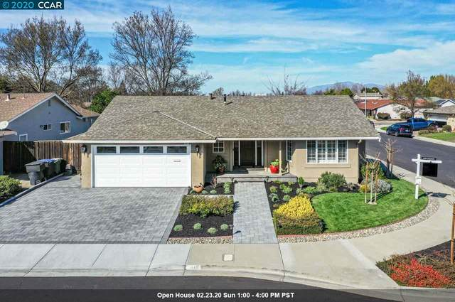 6811 Vale Ct, Pleasanton, CA 94588 (#40896213) :: Kendrick Realty Inc - Bay Area