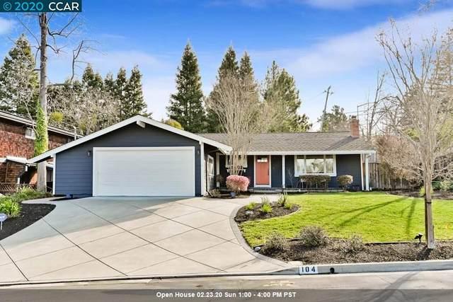 104 Molitas Rd, Danville, CA 94526 (#40896216) :: Kendrick Realty Inc - Bay Area
