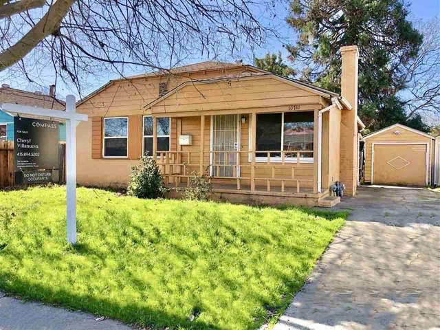 10741 Acalanes, Oakland, CA 94603 (#40896445) :: Blue Line Property Group