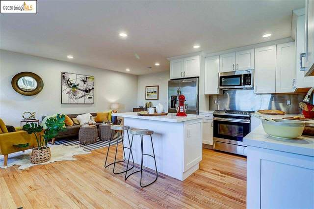 30 Domingo Ave #1, Berkeley, CA 94705 (#40898638) :: Armario Venema Homes Real Estate Team