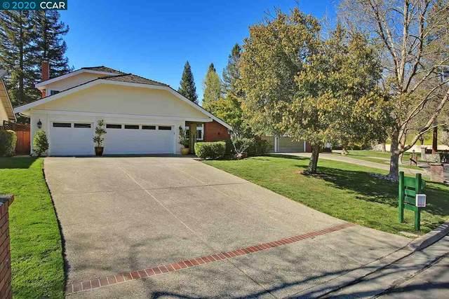 22 Oakridge Ln, Danville, CA 94506 (#40899151) :: Realty World Property Network