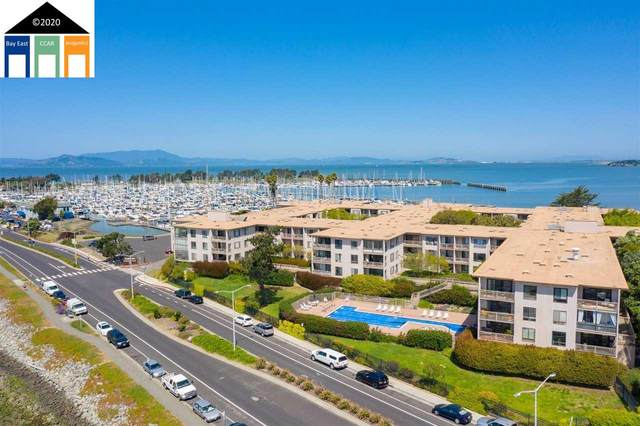 4 Anchor Dr #221, Emeryville, CA 94608 (#40903755) :: Blue Line Property Group
