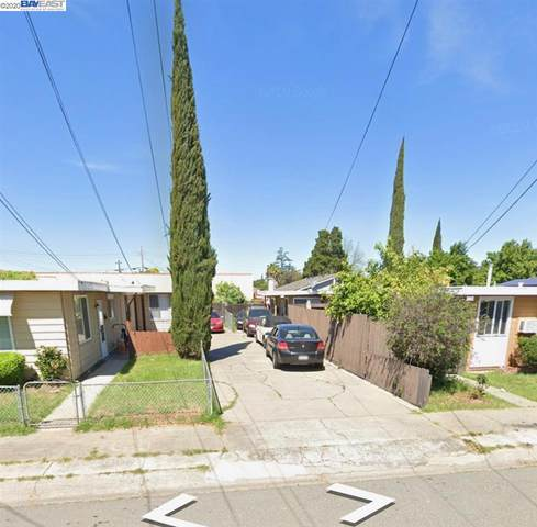 1644 Vincent St, Pittsburg, CA 94565 (#40905351) :: Realty World Property Network