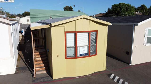 3998 Castro Valley Blvd #12 #12, Castro Valley, CA 94546 (#40905798) :: Armario Venema Homes Real Estate Team