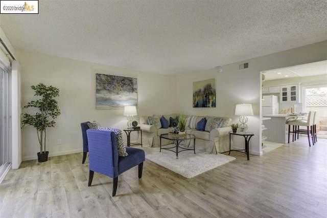 1681 Alvarado Ave #24, Walnut Creek, CA 94597 (#40911770) :: Armario Venema Homes Real Estate Team