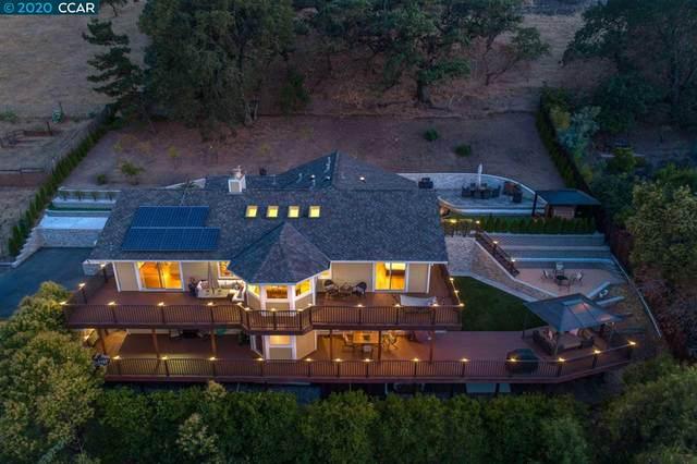 421 Summit Rd, Walnut Creek, CA 94598 (#40912990) :: Realty World Property Network