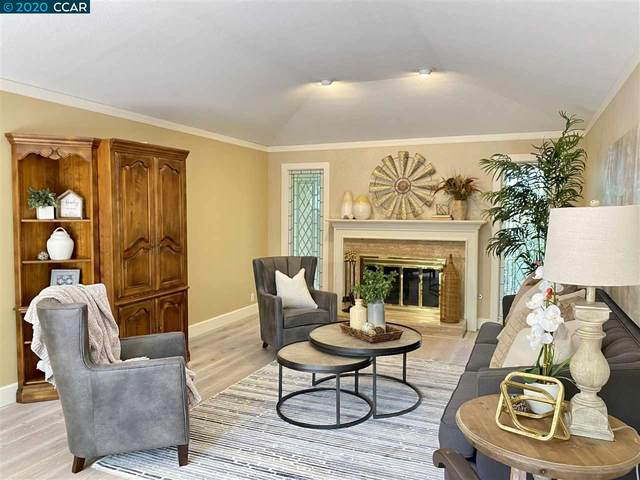 683 Ironbark Cir, Orinda, CA 94563 (#40916970) :: Realty World Property Network