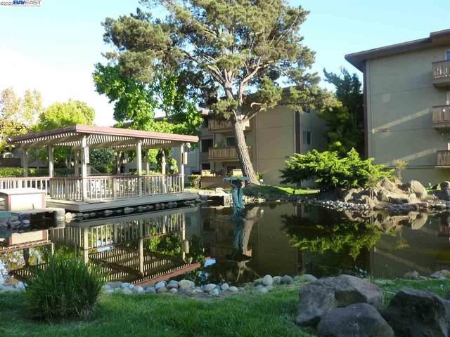1311 Webster St E110, Alameda, CA 94501 (#40916973) :: Realty World Property Network