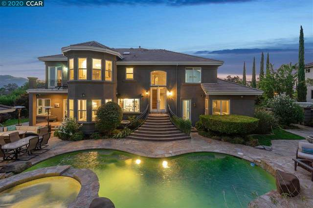 148 Alamo Springs Drive, Alamo, CA 94507 (#40917884) :: Realty World Property Network