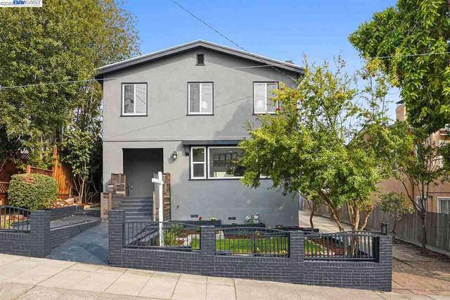 586 Spruce St, Oakland, CA 94606 (#40918568) :: Realty World Property Network