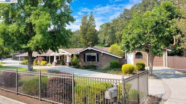 325 Crest Ave, Alamo, CA 94507 (#40919096) :: Realty World Property Network