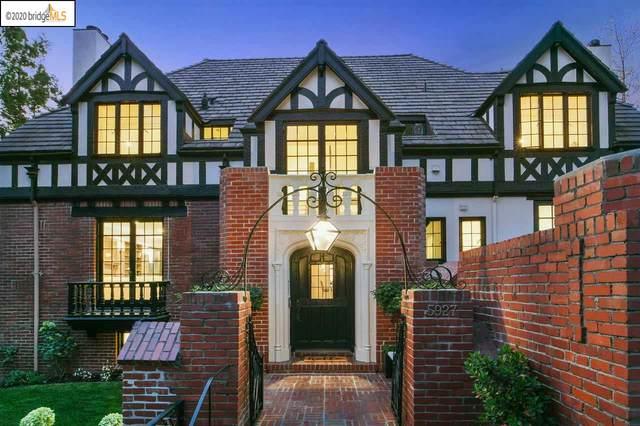 5927 Mcandrew, Oakland, CA 94611 (#40920411) :: Armario Venema Homes Real Estate Team