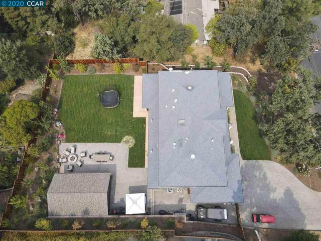 1519 N Mitchell Canyon Rd, Clayton, CA 94517 (#40920709) :: Blue Line Property Group